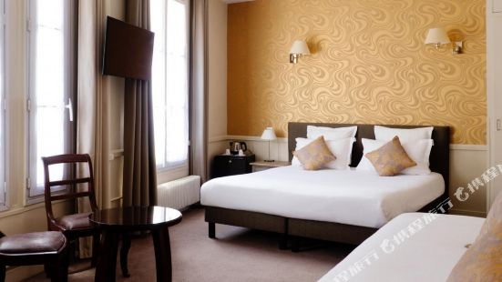 巴黎德拉莫特匹克酒店