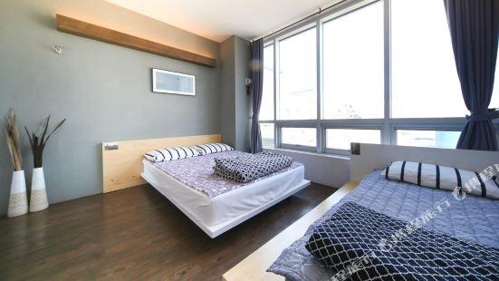 JSTAY Guesthouse Gwangalli Beach - Hostel