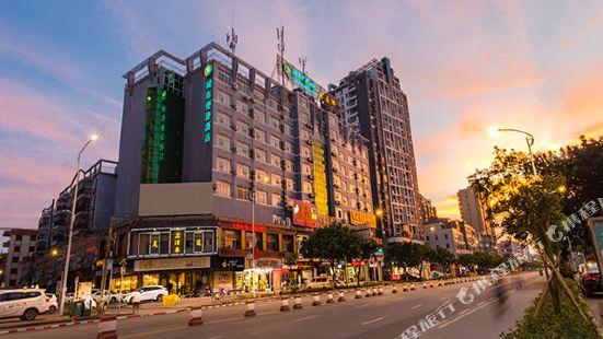 城市便捷酒店(欽州沃爾瑪店)