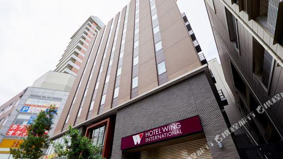 ホテルウィングインターナショナル神戸新長田駅前