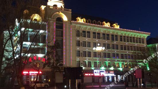 金鹿商務酒店(黑河江畔店)