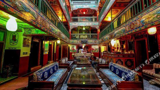 拉薩白雲藏式家庭客棧