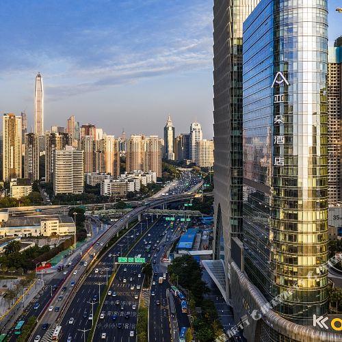 深圳濱河時代亞朵S酒店