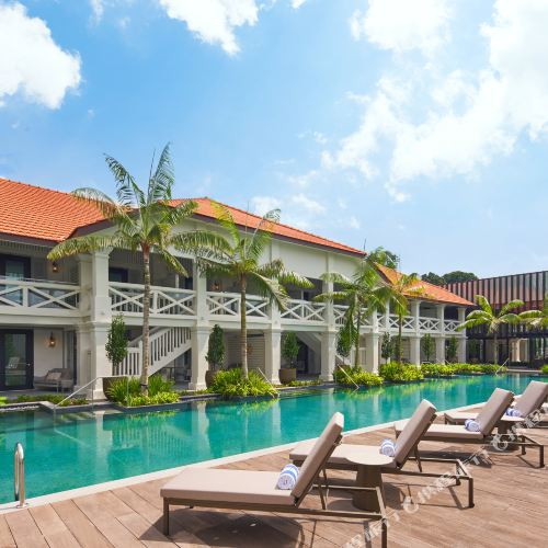 The Barracks Hotel Sentosa by Far East Hospitality (Staycation Approved)