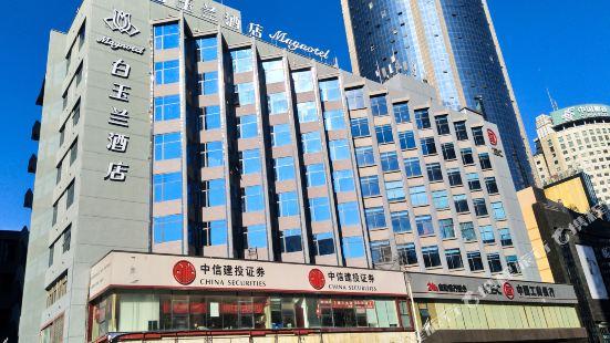 白玉蘭酒店(貴陽噴水池商業中心地鐵站店)