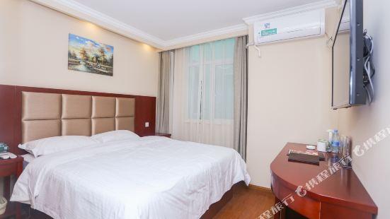GreenTree Inn JiangSu Guanqian Street Leqiao Metro Station Shell Hotel