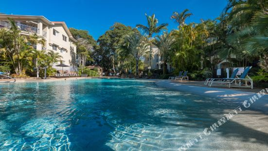 Sanctuary Lake Apartment Gold Coast