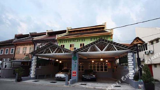 三葉草旅館2