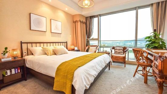 Yegao International Apartment Hotel (Zhengzhou Wanda Mansion)