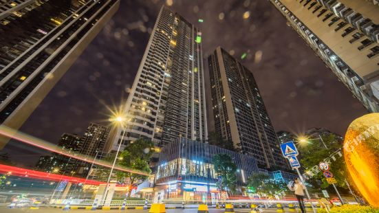 Yumi Huanju Apartment (Guangzhou Fuli Dongshan Xintiandi)