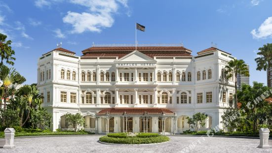 Raffles Singapore (Staycation Approved)