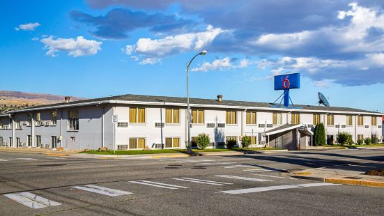 Motel 6-Wenatchee, WA