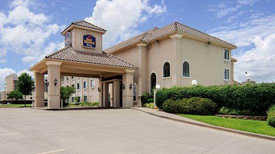 加南帕克貝斯特韋斯特優質酒店及套房
