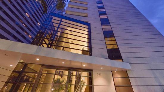 保利斯塔聖保羅大廣場美居酒店
