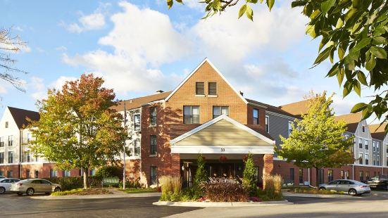 芝加哥林肯郡希爾頓合博套房酒店