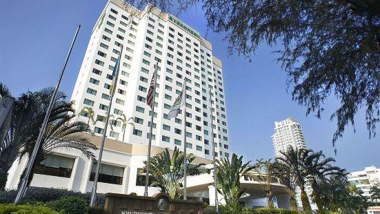 檳城長榮桂冠酒店 (檳城對抗新冠肺炎認證)