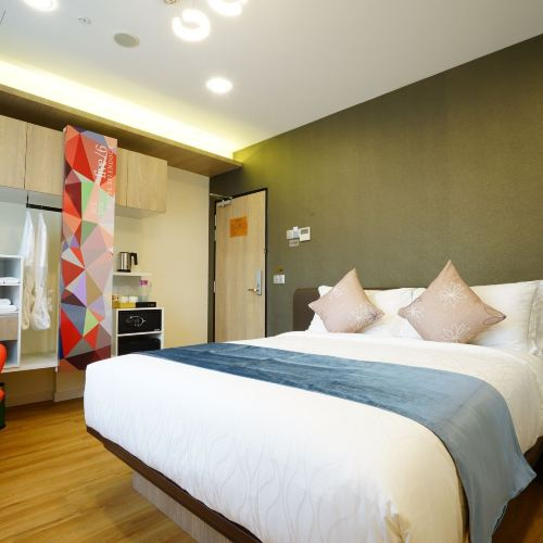 新加坡旺星酒店 (Staycation Approved)