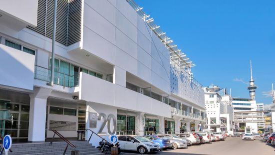 驚人港口城市景觀開放式公寓酒店