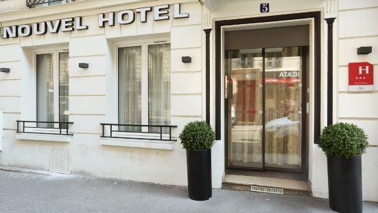 巴黎新飯店