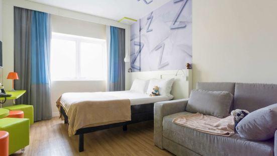 聖保羅巴拉芬達宜必思尚品酒店