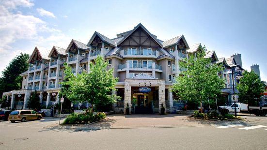 惠斯勒山峯木屋精品酒店