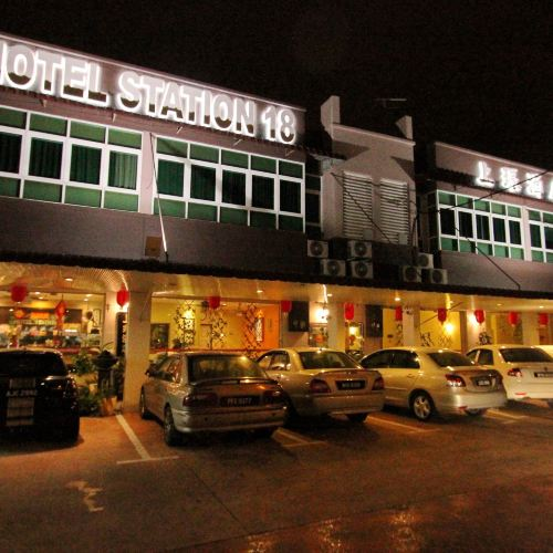 Hotel Station 18 Ipoh