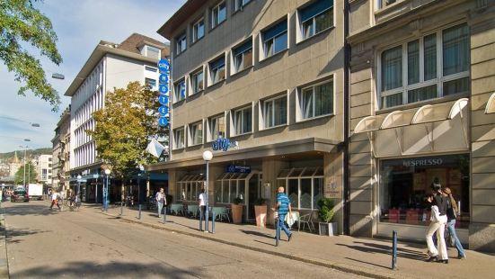 蘇黎世城市設計與生活酒店