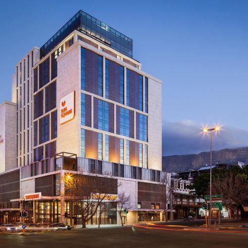 SunSquare Cape Town City Bowl
