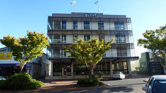 羅託魯瓦中心探索公寓式酒店
