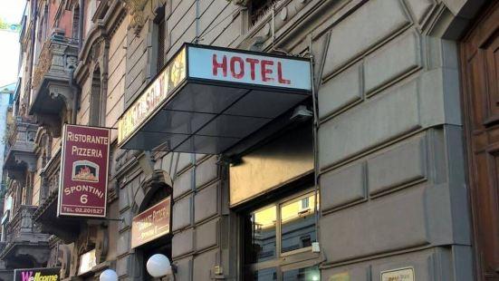 德爾索勒酒店