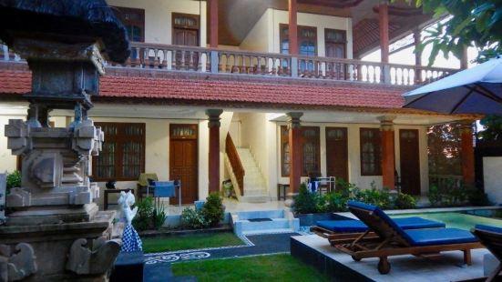 峇里島傑庫旅館