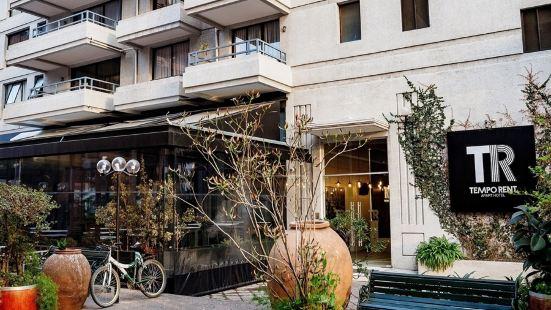 節奏雷德公寓酒店