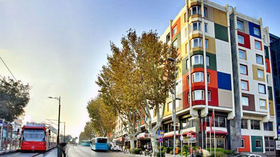 伊斯坦堡老城華美達酒店