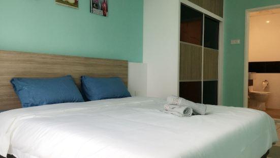 雙海景套房豪華公寓酒店