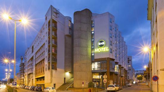 勒芒中心民宿酒店