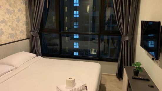 The base公寓 海景無邊泳池