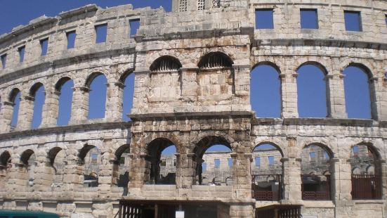 Apartment With 3 Bedrooms in Pula, With Wonderful City View, Terrace and Wifi