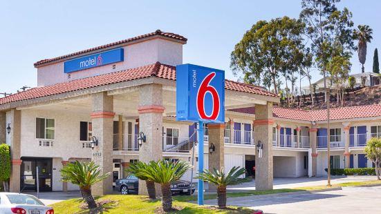 Motel 6 La Mesa, CA