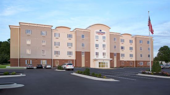 Candlewood Suites North Little Rock, an Ihg Hotel