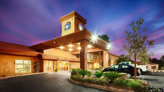 貝斯特韋斯特優質西部拉斯維加斯酒店