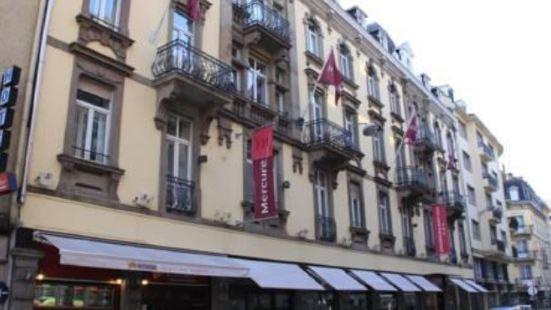 斯特拉斯堡中心小法國美居酒店