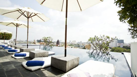 Patio Hotel & Urban Resort Phnom Penh