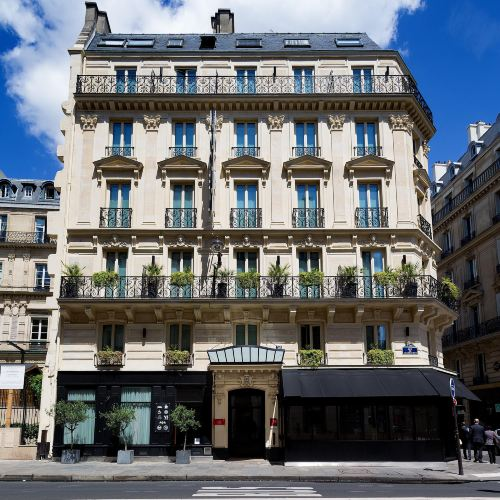 Hotel Châteaudun Opéra Paris