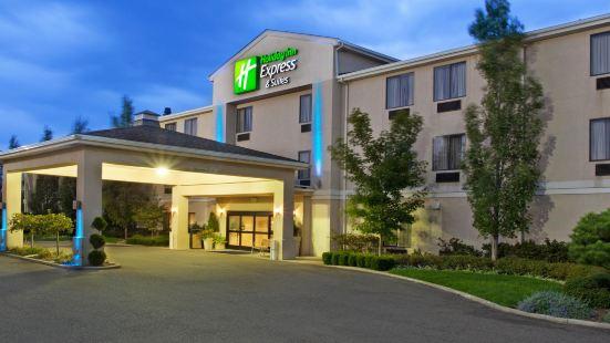 艾連思智選假日酒店及套房