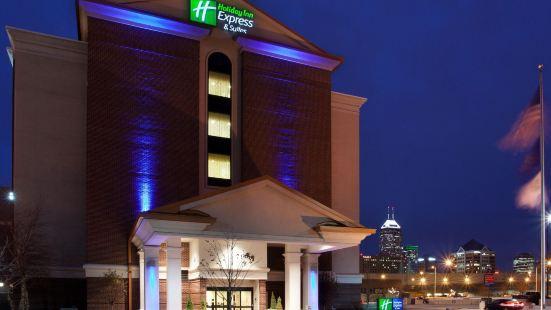 印第安納波利斯市區會議中心區智選假日套房酒店
