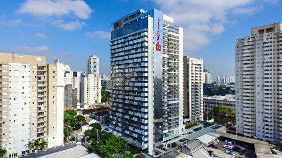 慢板聖保羅巴哈豐達公寓酒店