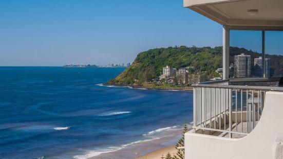 Cashelmara Beachfront Apartments Gold Coast