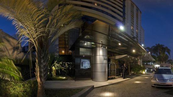保利斯塔-聖保羅凱藝酒店