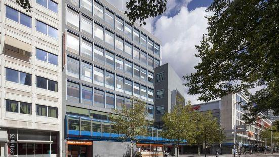 鹿特丹市中心便捷酒店