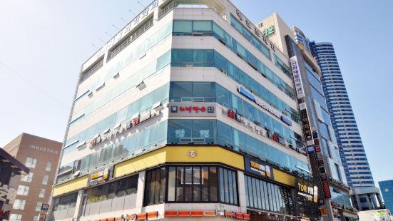 釜山海雲台旅館